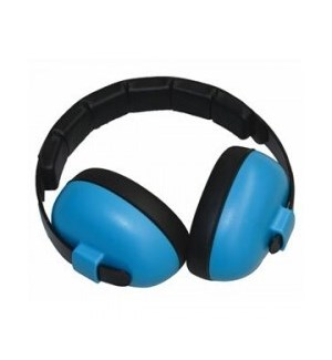 Infant Hearing Protection  Earmuffs (2m+) - Sky Blue One Size
