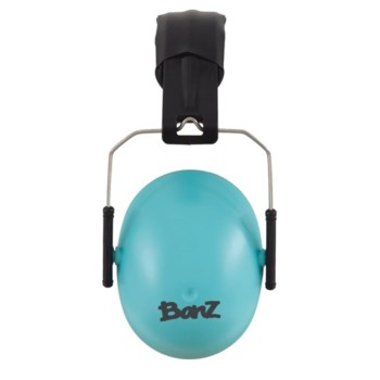 Kids Hearing Protection Earmuffs (2y+) - Lagoon Blue One Size