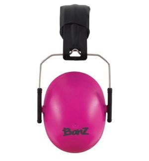 Kids Hearing Protection Earmuffs (2y+) - Azalea One Size