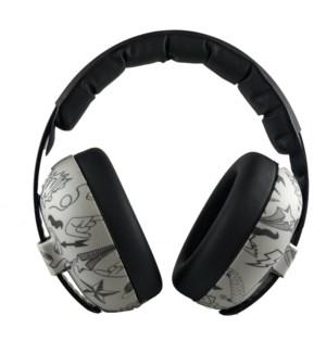 Infant Hearing Protection Earmuffs (2m+) - Graffiti One Size