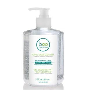 Hand Sanitizer w/Aloe & Vitamin E 237mL