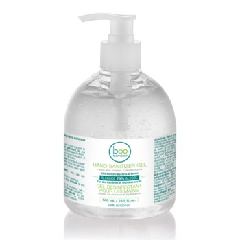 Hand Sanitizer w/Aloe & Vitamin E 500mL