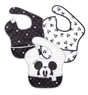 Disney - Superbib 3pk - Love Mickey
