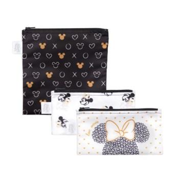 Disney - Reusable Snack Bag 3pk - Love Minnie