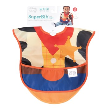 Disney - Caped SuperBib - Toy Story -Woody Costume