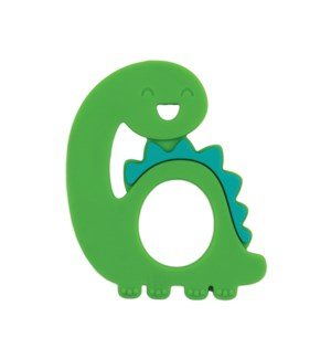 Silicone Teether - Dino