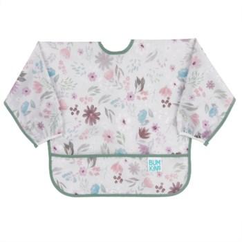 Sleeved Bib - Floral