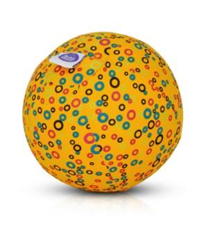 d - BubaBloon - Yellow Circles