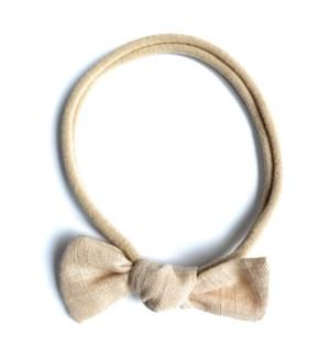 Headband - Knot - Megan - Wheat