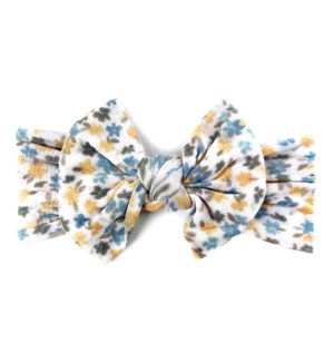 Headband - Nylon Bow - Isla