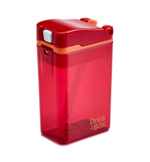 Drink in the Box - Red - 8oz