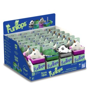 Drink in the Box FunTops PDQ