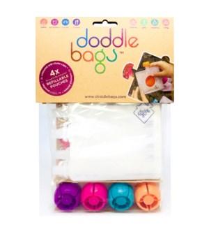 DoddleBags 4 pack