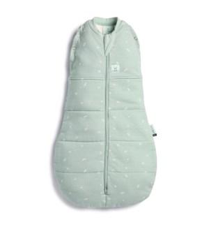 Cocoon Swaddle Bag 2.5tog Sage 0-3mths