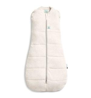 Cocoon Swaddle Bag 2.5tog Grey Marle 0-3mths