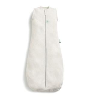 Jersey Sleeping Bag 1tog Grey Marle 3-12mths