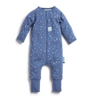 Long Sleeve Pajamas 0.2tog Night Sky 0-3mths