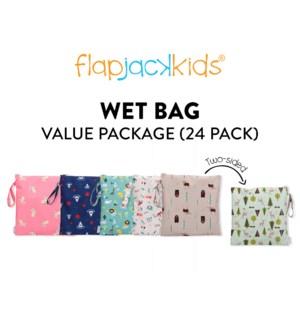 Wet Bag Package - 24 pack