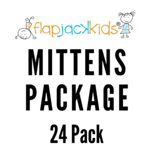 Mittens Package - 24 pack