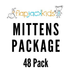 Mittens Package - 48 pack