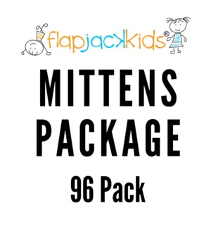 Mittens Package - 96 pack