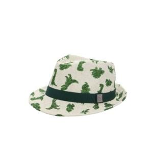 Kids' Fedora Hat - Dino Medium