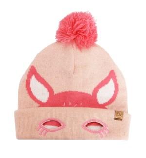 Knitted Toque Deer Med/Lrg