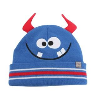 Knitted Toque Monster Med/Lrg