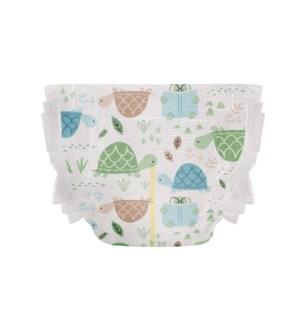 Honest Disposable Diaper - Turtle Time