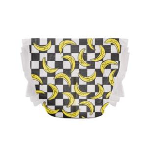 Honest Disposable Diaper - So Bananas