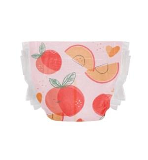 Honest Disposable Diaper - Just Peachy