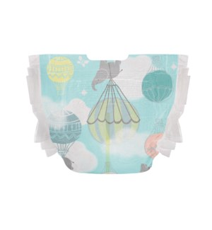 Honest Disposable Diaper - Above It All SZ NB