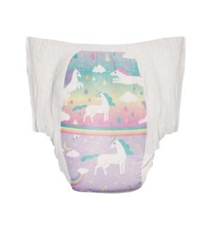 Honest Disposable Training Pants - Unicorns 2T