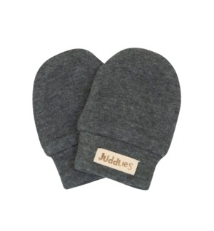 Scratch Mitts - Charcoal Grey Fleck