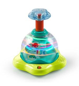Press & Glow Spinner