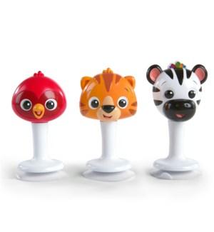 Baby Einstein - Rattle & Jingle Trio™ Take-Along Toy