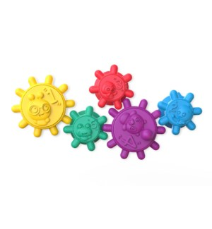 Gears of Discovery™ Suction-Cup Gears