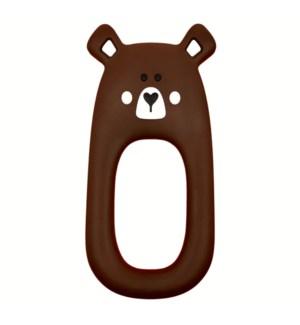Bear Teether - Brown