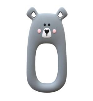 Bear Teether - Grey