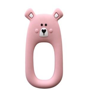 Bear Teether - Pink