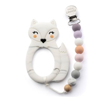Fox Clip - Marble