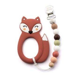 Fox Clip - Rust