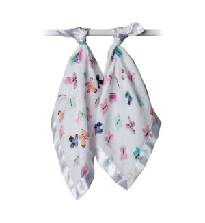 Cotton Security Blankets - Butterfly One Size