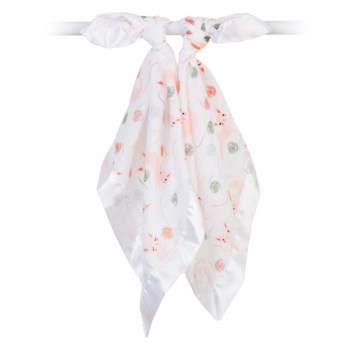 Security Blankets Muslin Cotton - Kitty