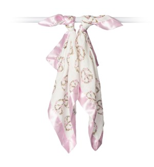 Security Blankets Bamboo Cotton Peace 2pc