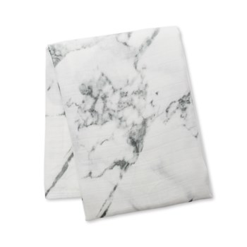 Modern Bamboo Swaddle - Marble