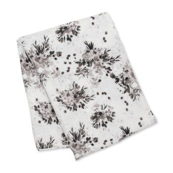Bamboo Modern Collection - Black Floral