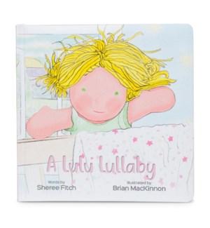Lulu & Jo - Lulu Book - A Lulu Lullaby