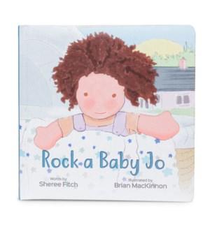 Lulu & Jo - Jo Book - Rock a Baby Jo