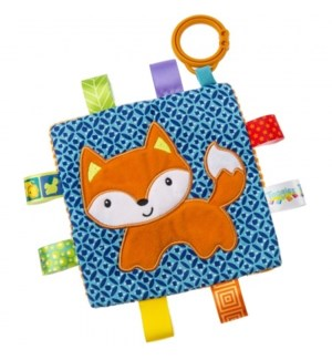 """Crinkle Me Fox - 6.5"""" One Size"""